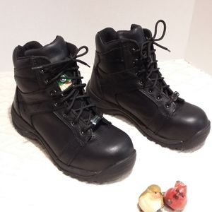 Wolverine CSA composite toe work boots